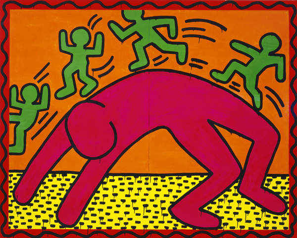 Keith Haring: Art World Antihero, Enduring Activist